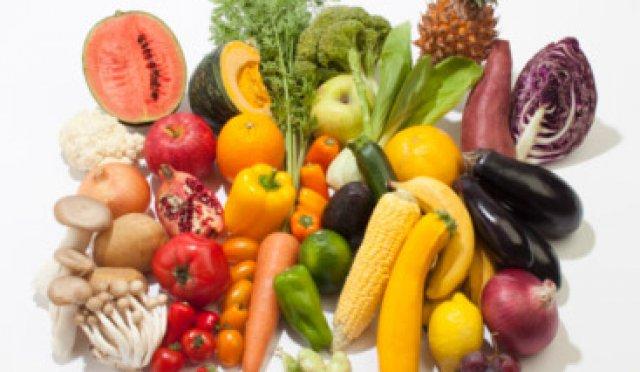 Fruits et légumes, en bonne santé par nature.