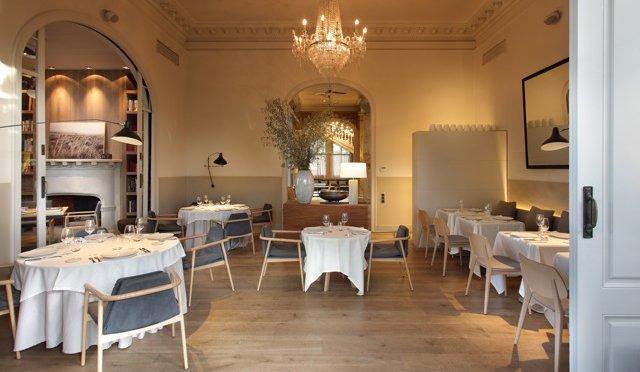 Restaurant Iradier, recettes méditerranéennes saines et savoureuses