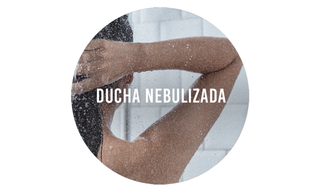 Nebulized Shower