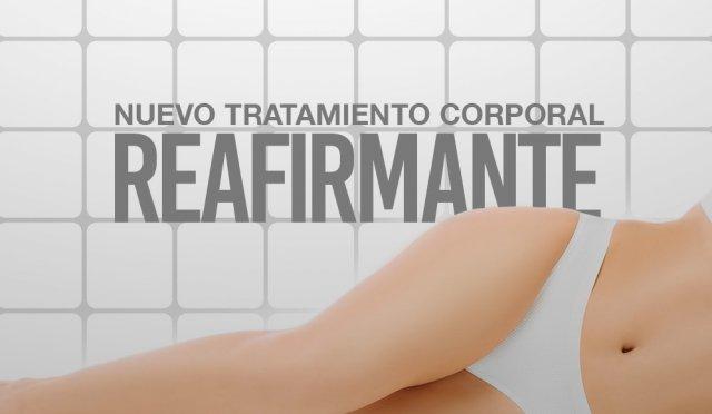 Nou tractament corporal Reafirmant