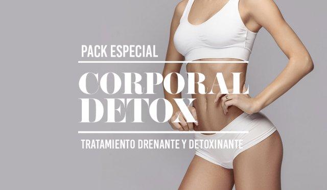 Pack spécial de désintoxication du corps