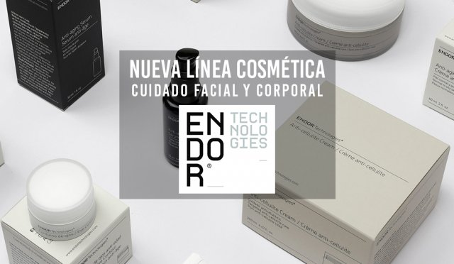 New line Cosmetic facial and body care