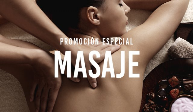 Special Massage Promotion