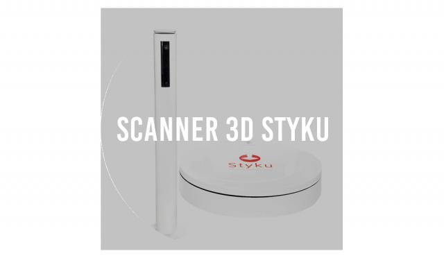 Scanner 3D Styku