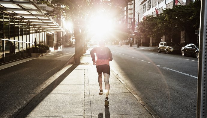 5 GREAT ADVANTAGES OF TRAINING IN THE MORNING