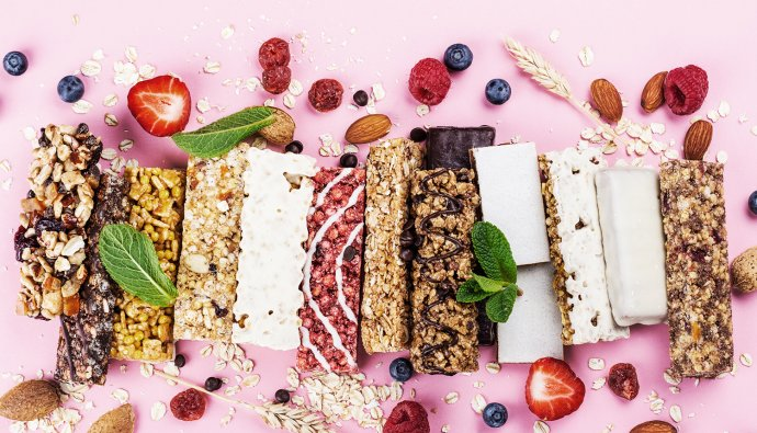 It is possible to eat sweet and healthy at the same time