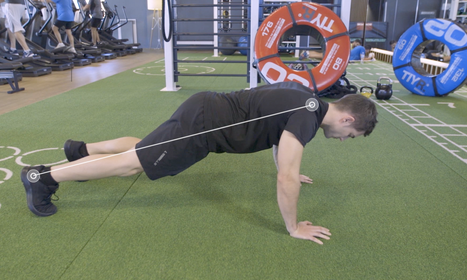 Video tips Crossmet - Push Up