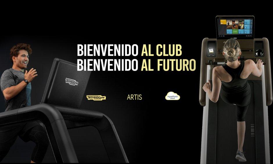 La métropole de Séville accueille l'avenir avec la nouvelle technologie Artis® de Technogym