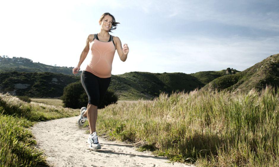 Courir pour les femmes enceintes