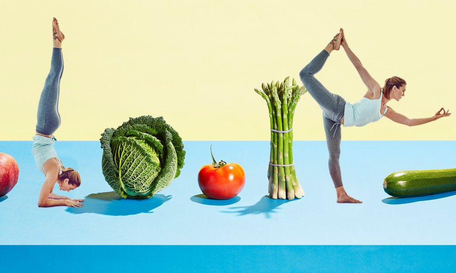YOGA AND FOOD: THE PERFECT MIX TO GET INTEGRAL WELFARE