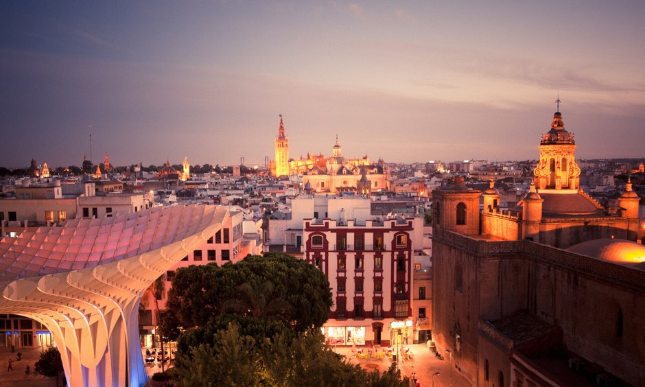 5 ROOFTOP BARS DE SEVILLA YOU CANNOT MISS