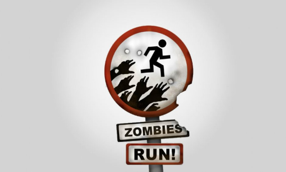 L'application du mois: Zombies Run!