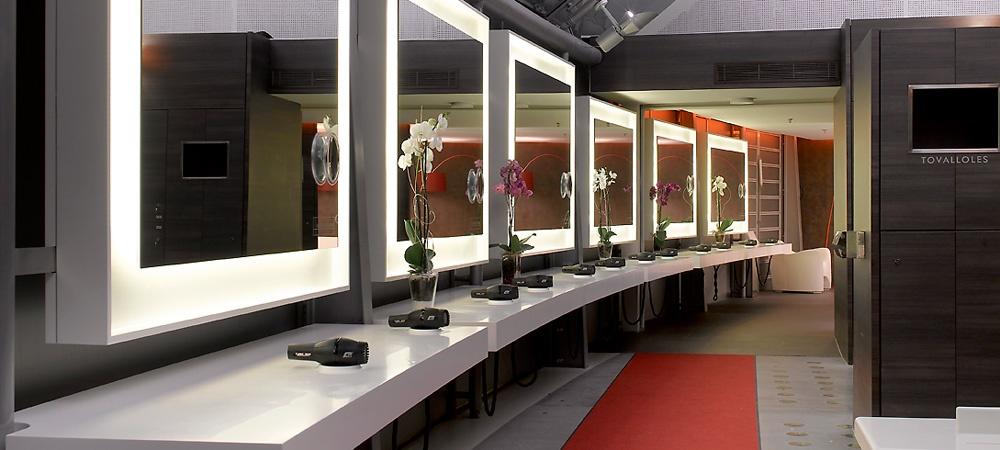 Las arenas barcelona gimnasios club metropolitan for Hoteis zona centro com piscina interior
