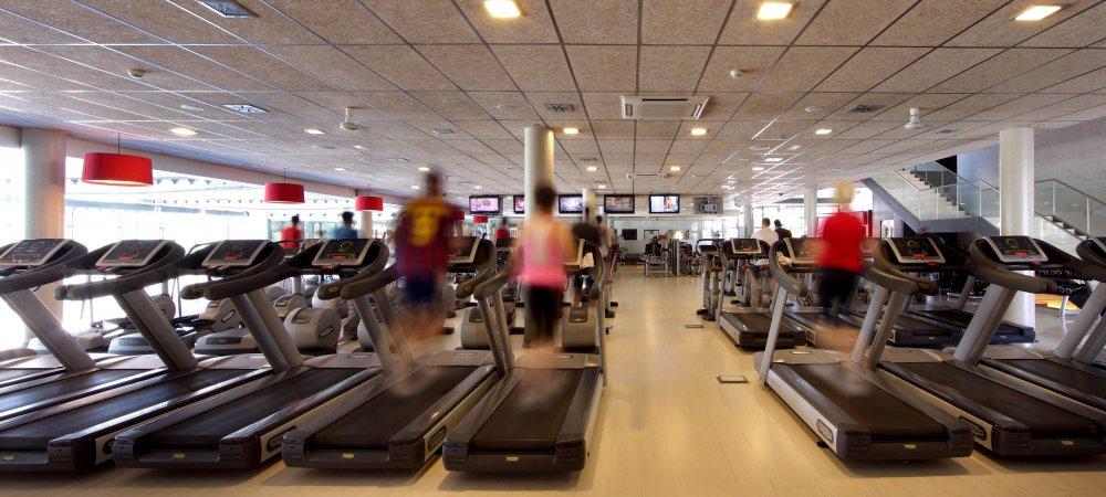 Bcn gran v a barcelona gimnasios club metropolitan for Gimnasio gran via