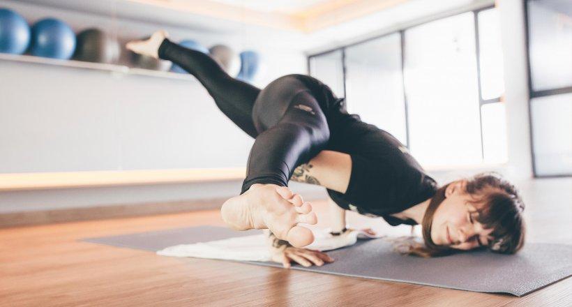 cours de yoga à Barcelone