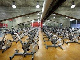 Salle de vélo 2