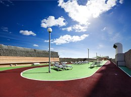 Suivre le solarium d'athlétisme
