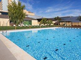 Solarium Outdoor Pool