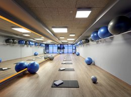 Salle de Yoga-Pilates