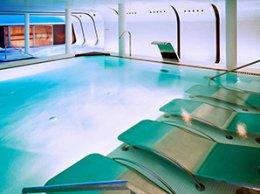 Spa de la piscine