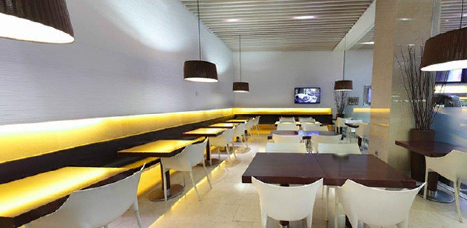 Restaurant Abascal métropolitain