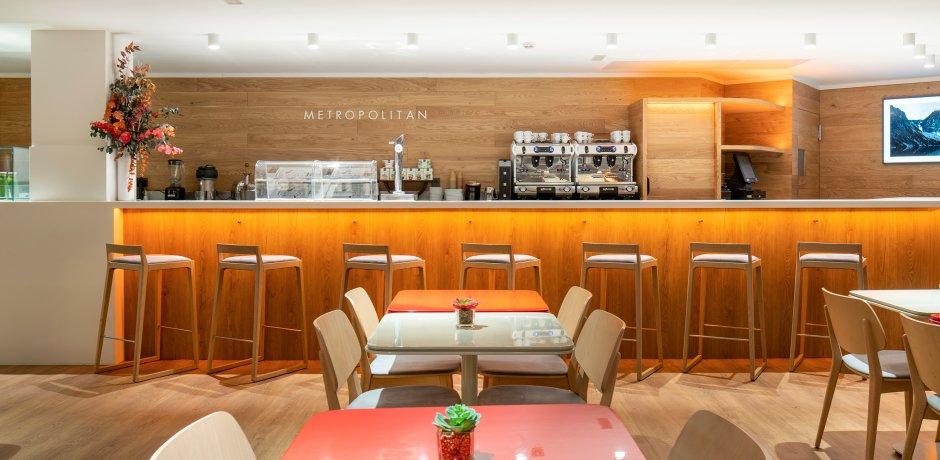 Restaurant Metropolitan Isozaki