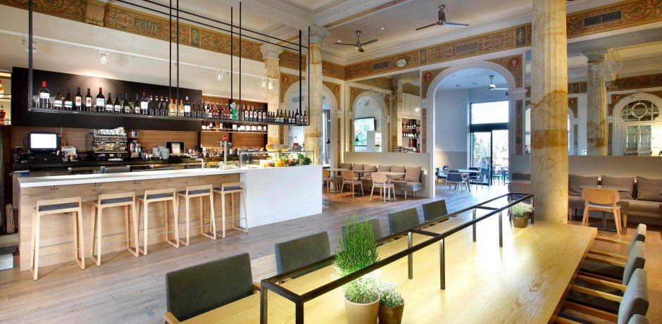 Restaurant Metropolitan Iradier