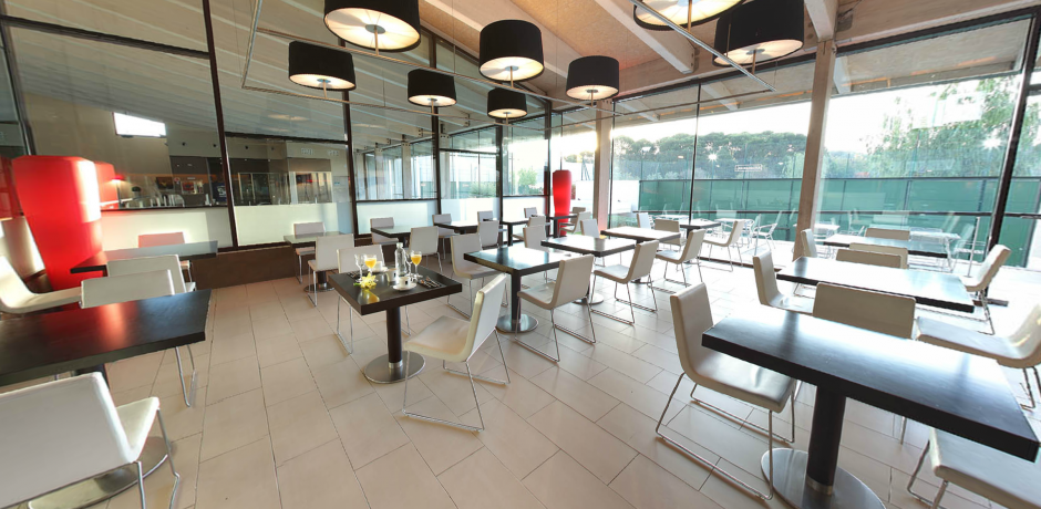 Restaurant Metropolitan Romareda