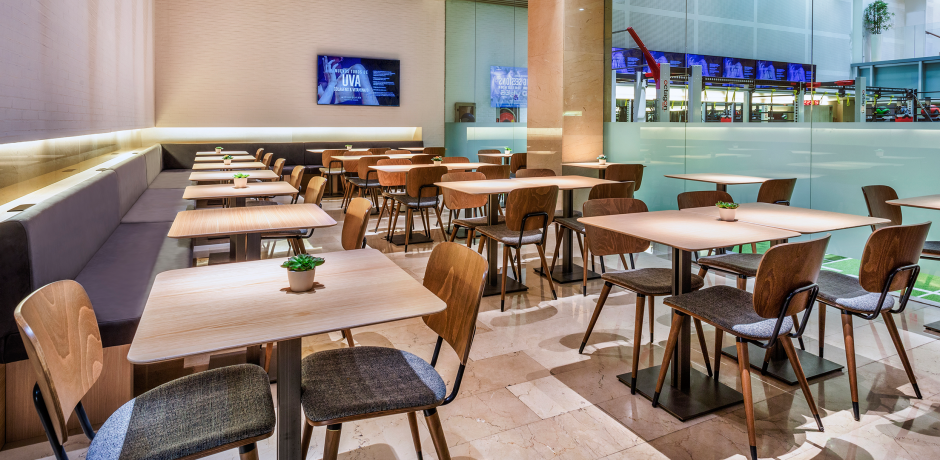 Restaurant Metropolitan Abascal