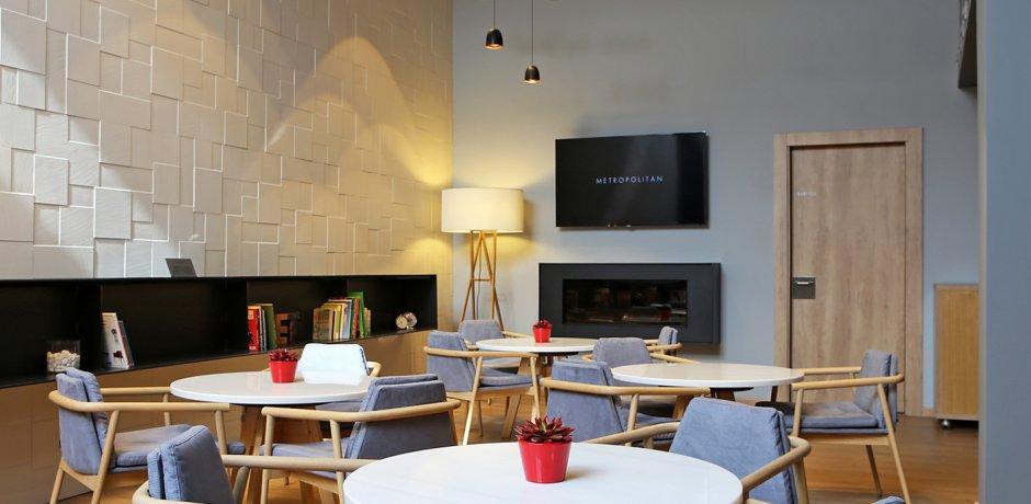 Restaurant Metropolitan Badalona