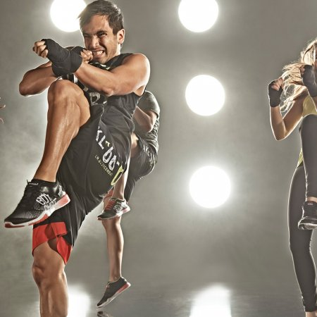 Body Combat classes in Barcelona