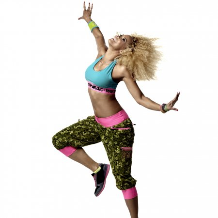 Zumba classes in Barcelona