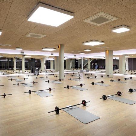 gym GRAN VÍA à Barcelone